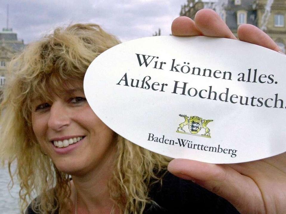 Dialekt muss kein Nachteil sein.  | Foto: Bernd Weißbrod