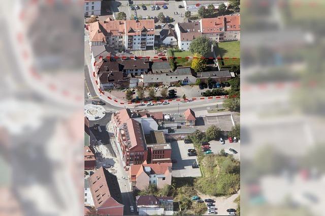Wird ein neues Wohngebiet zum Eingang in die Innenstadt?