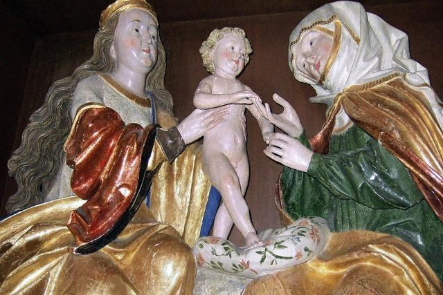 Zu Mariä Himmelfahrt