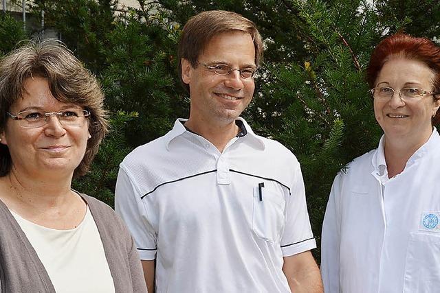 Neuer Chefarzt in Klinik St. Marienhaus