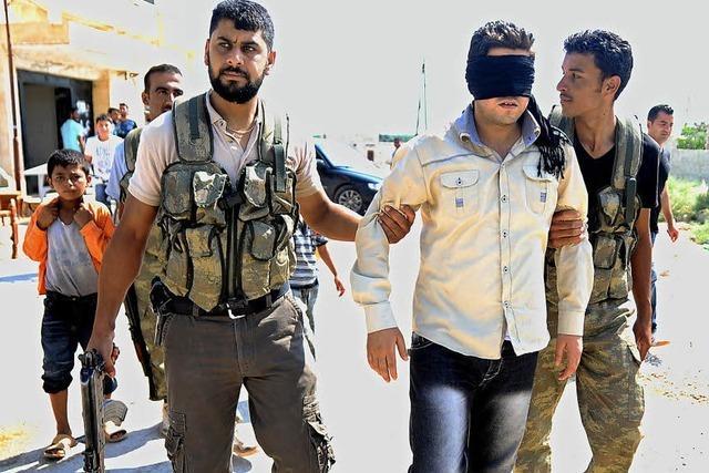 Der Bürgerkrieg in Syrien wird immer grausamer