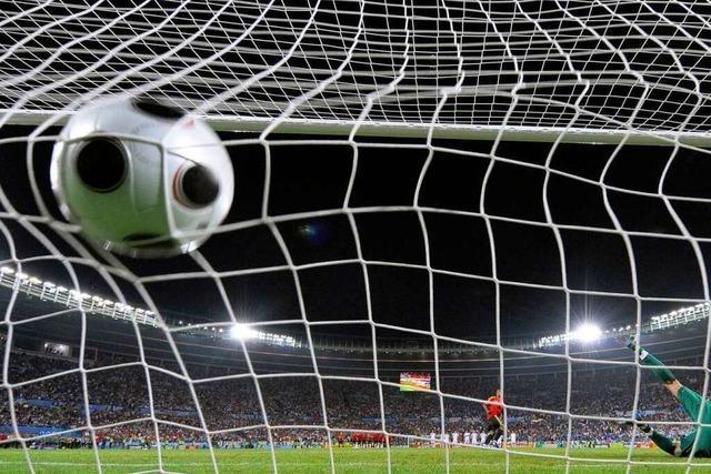 Fußballquiz für Anfänger