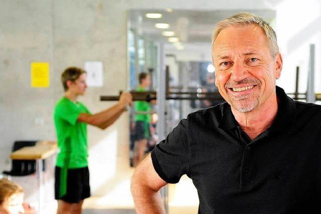 Leiter Olympiastützpunkt Freiburg: