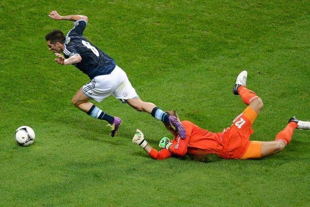 DFB-Elf verliert gegen Argentinien 1:3