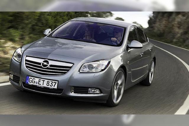 Opel gibt Voll-Gas