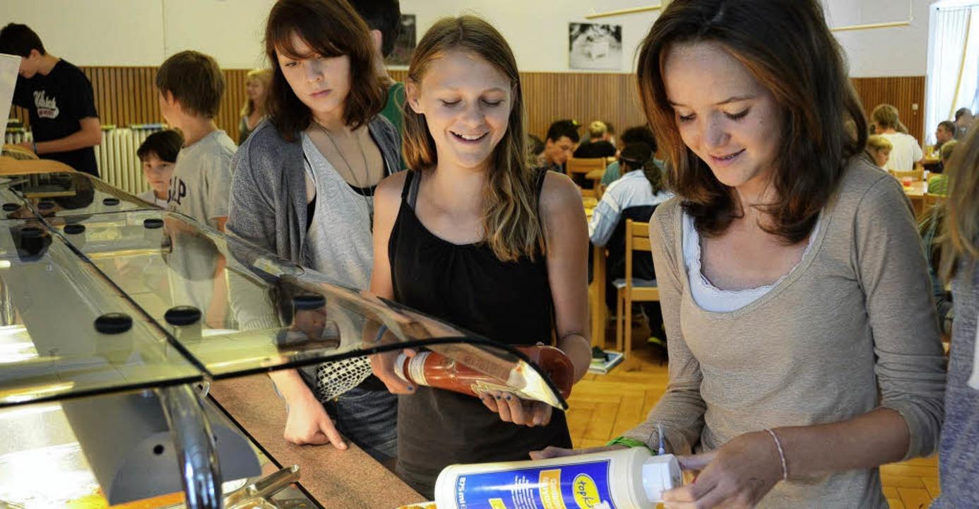 Nichts ist mit Schulferien: Derzeit ve...ugendsprachkurs des Goethe-Instituts.     Foto: Susanne Filz