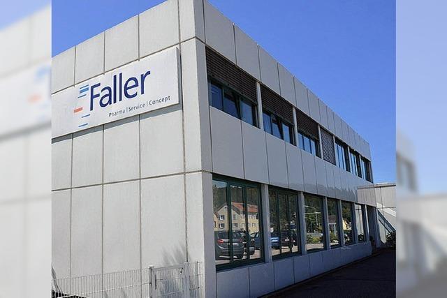 Faller-Erweiterung soll Ende September fertig sein