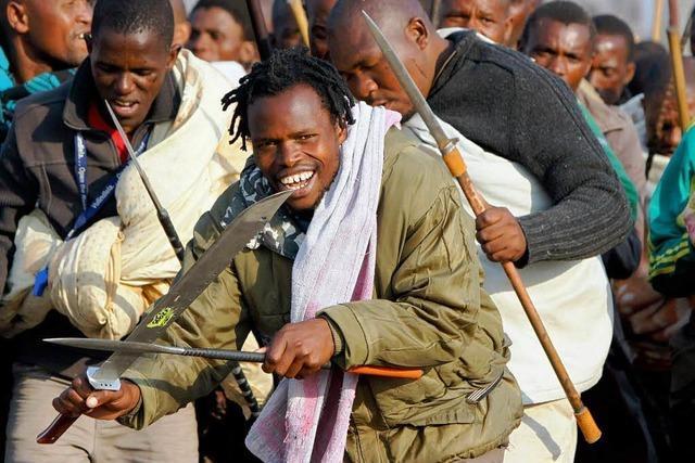 Die Wut der Kumpel von Marikana