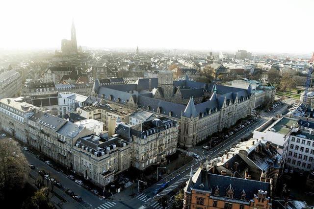 Architektur der Kaiserzeit: Straßburgs Glanz und Gloria