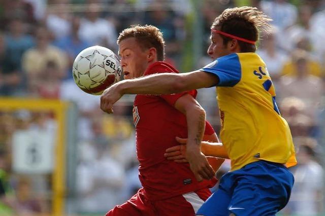 SC Freiburg siegt nur mit Mühe bei Victoria Hamburg