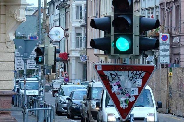 Rotteckring-Sperrung: Anrainer befürchten Verkehrslawine