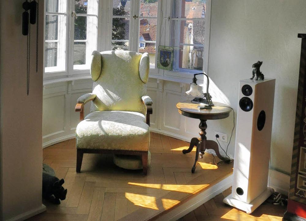 ein haus als lebenslust sulzburg badische zeitung. Black Bedroom Furniture Sets. Home Design Ideas