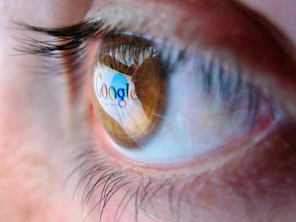 Viele nutzen Google, Google nutzt  vieles; auch Pressetexte.  | Foto: dpa