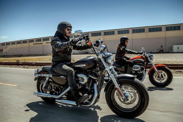 Immer weniger junge Motorradfahrer