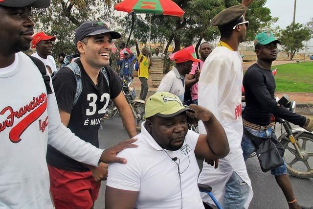 In Angola regt sich Widerstand gegen das Regime