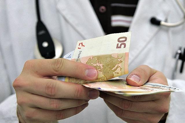 300 Millionen Euro sollen Ärzte besänftigen