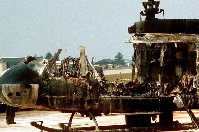 München '72: Schwere Vorwürfe an deutsche Polizei