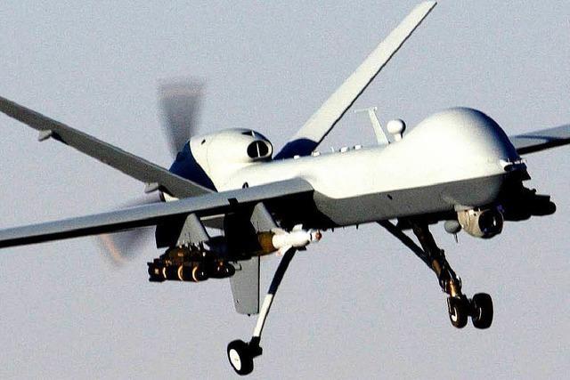 Bundeswehr will bewaffnete Drohnen