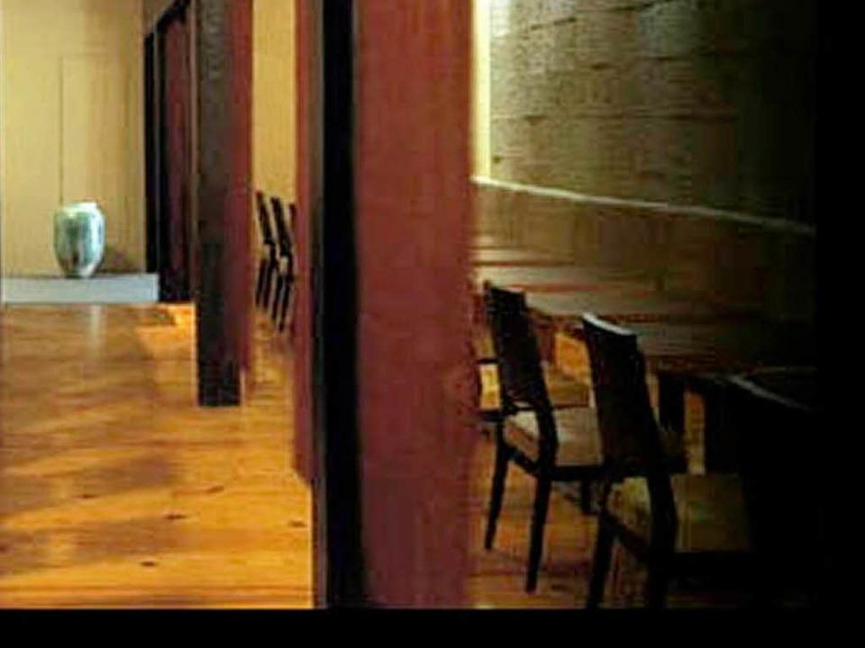 Das Restaurant Masa  | Foto: ff