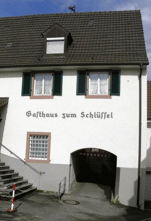 """Spargel  mit frisch zubereitetem  Omel... es im """"Schlüssel zuletzt  2007.    Foto: mfs"""