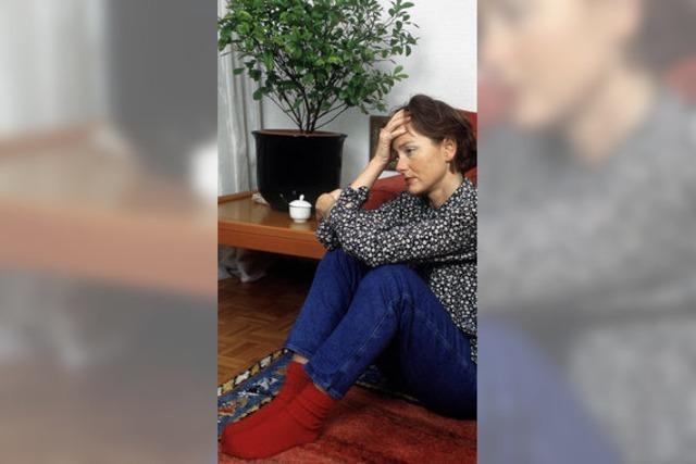 BZ-Interview: Warum leiden Frauen häufig an Depressionen?
