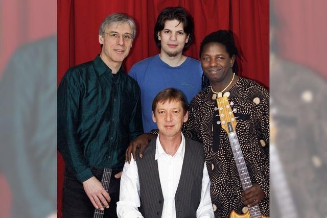 Mamoudou & Friends im Schlosskeller