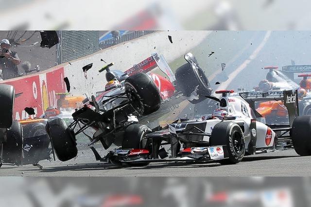 Das verrückte Rennen von Belgien