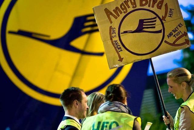 Lufthansa-Streik geht am Dienstag weiter – nur wo?
