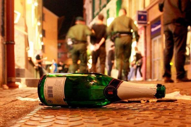 SPD streitet weiter über Alkoholverbot in der Innenstadt