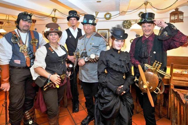Steampunks: Geschichten aus der Dampflok-Ära