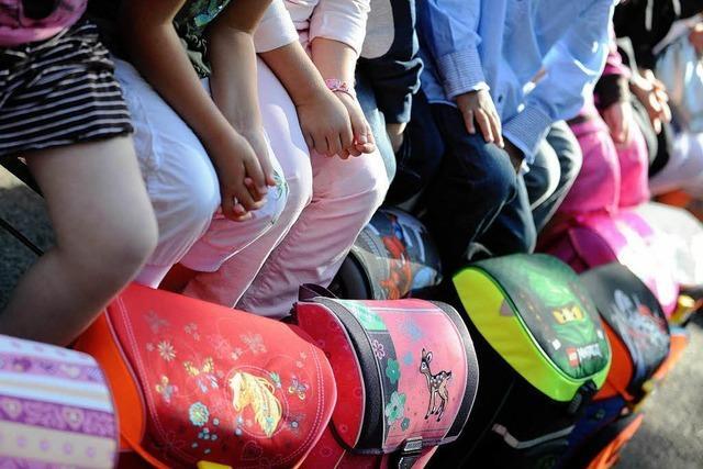 Eltern wollen mehr Betreuung für die Schulanfänger