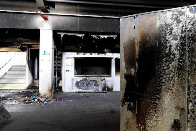 Brandstiftung im Stadion: SC-Ordner will gestehen