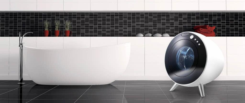 Moderne Waschmaschine käufer achten sehr auf die energiebilanz wirtschaft badische zeitung