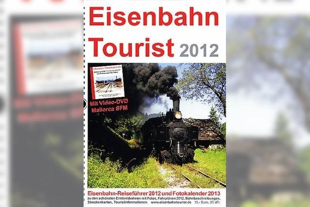 Fotokalender für Eisenbahntouristen