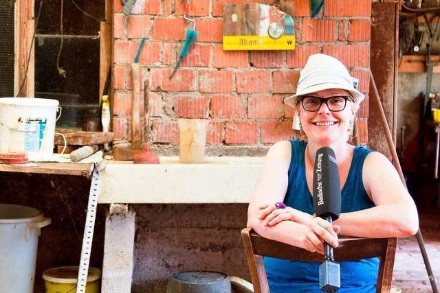 Dialekt-Prosa mit Ulrike Derndinger: