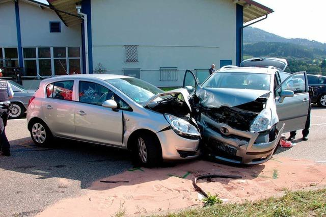 Schwerer Unfall bei Oberwinden