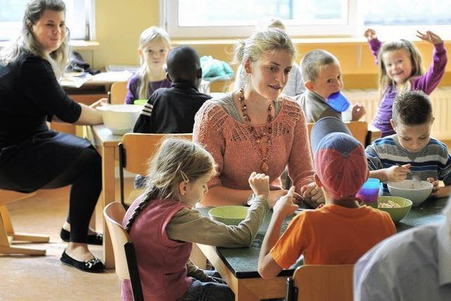 Ganz locker in die erste Klasse - Schul-Eingewöhnung in der Reichwein-Schule