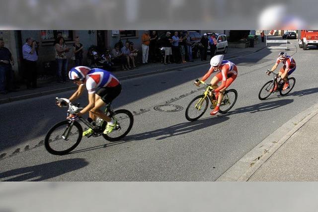 Hartheim im Radsportfieber