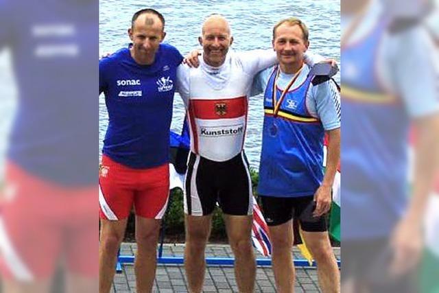 Vierfacher Weltmeister aus Bad Säckingen