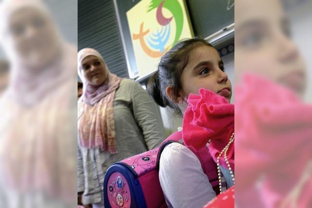 Drei-Religionen-Schule - Lernziel Toleranz
