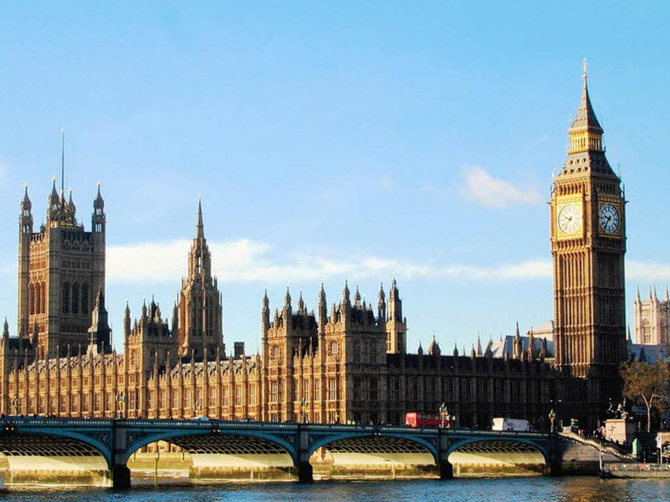 House of Parliament und Big Ben.  | Foto: damn designs - Fotolia