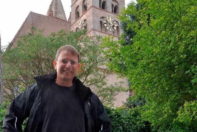 Seelsorgeeinheit Breisach-Gündlingen: Bilanz des ersten Jahres von Pfarrer Werner Bauer