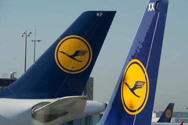 Lufthansa und Flugbegleiter vereinbaren Schlichtung