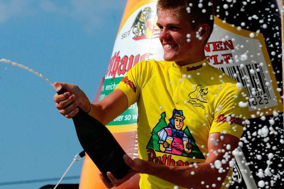Gesamtsieger Pjotr Havik (Niederlanden) (Foto: Patrick Seeger)