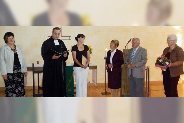 Abschied aus dem Kirchendienst