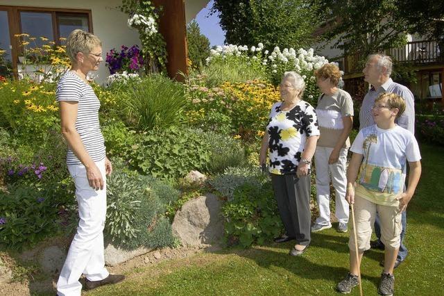 Mekka für Gartenliebhaber