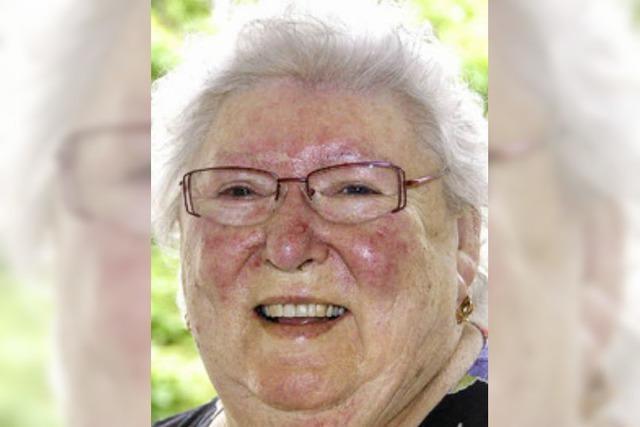 Hilla Eichin verlässt den Gemeinderat