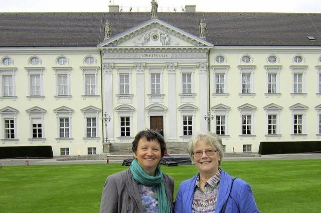 Feiern mit Joachim Gauck