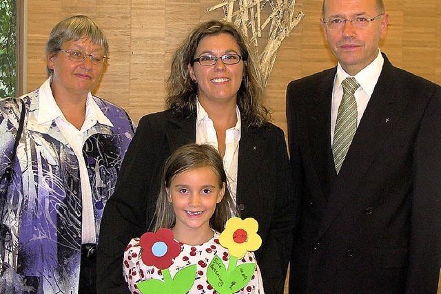 Natalie Wiesner ist jetzt Pfarrerin in Bad Säckingen