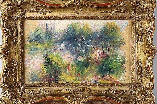 Renoir aus der Kiste